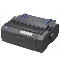 Impresora Matriz De Punto Fx-890 Epson 9 Agujas Paralelo +c+