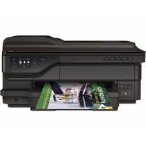 Impresora Multifuncional Hp Officejet 7612 Wifi Doble Carta