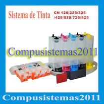 Sistema De Tinta Canon Ip4810 Ip4910 Mg5210