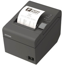 Nueva Mini Printer Epson Tm-t20 Termica, Autocortador, Dmm
