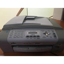 Impresora Y Copiadora A Colores Marca Brother