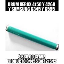 Cilindro Del Drum Para Xerox 4150 Y Samsung 6345