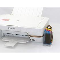 Impresora Canon Mg2410 Con Sistema De Tinta Continuo $1099