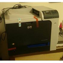 Impresora Color Laser Jet Enterprise Cp4525 Urge!!!!!