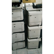 Hp Laserjet P 3015 Red- Duplex Trabajando Al 100 Solo $1900