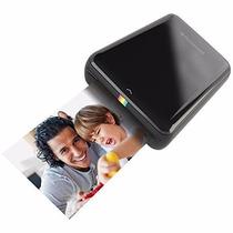Impresora De Fotos Portatil Polaroid Zip Mobile Printer-negr