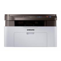 Multifuncional Laser Samsung Sl-m2070, 21 Ppm Negro / Usb 2.