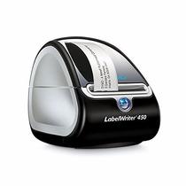 Impresora De Etiquetas Dymo Labelwriter 450 Turbo Termica