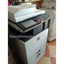 Copiadora A Color Mx3100 Impresora Escaner Usb