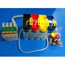 Sistema De Tinta Continua Para Epson Tx 100 110 $220.00