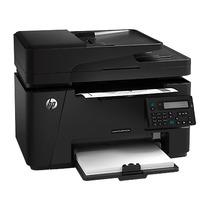 Multifuncional Hp Laserjet Pro M127fn Impresora Cz181a Ofici