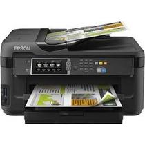 Impresora Epson Wf 7610 Tabloide C/tinta Sublimación