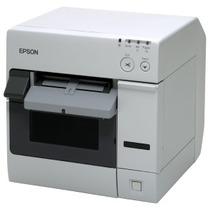 Impresora Tm-c3400 Ethernet Etiquetas/ticket Color