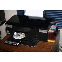 Impresora Epson T50 Sistema De Tinta Continua