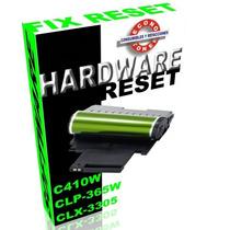 Reset De Unidad De Imagen Clp-365w Clx-3305 Clp-320 Clx-3185