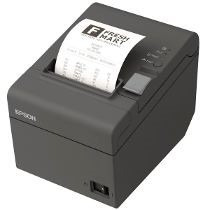 Epson Mini Printer Tm-t20 Termica Usb Autocortador A 12 Mese
