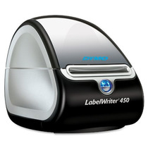 Impresora De Etiquetas Dymo Labelwriter 450 Software Pm0
