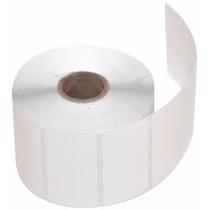Rollos De 2000 Etiquetas Termicas De 50x25mm