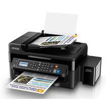 Nueva Multifuncional Epson L565 Tinta Continua, Wifi, Red