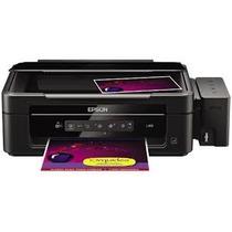 Impresora Epson L355 Imprime Copia Escanea Multifuncional