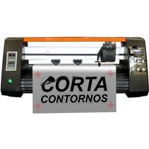 Plotter De Corte 42cm Multifunc ,contorno , Premium Moritzu