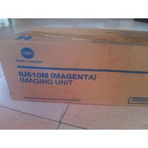 Unidad De Imagen Color Magenta Bizhub C-451