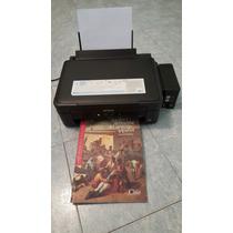 Epson L210. Sistema De Tinta Continúa. V O C