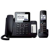 Telefono Inalambrico Y Base, Panasonic Kx-tg6671b Dect 6.0
