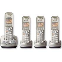 Telefono Inalambrico Panasonic Cuadruple Dect 6.0 Tg4224 Id