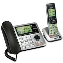 Kit 2 Telefonos Inalambricos Vtech Cs6649 Contestadora Msi