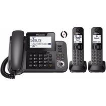 Telefono Panasonic Kx-tgf382m Altavoz Dect 6.0