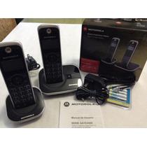 Telefono Inalambrico Motorola Auri2000-2 Oferta!