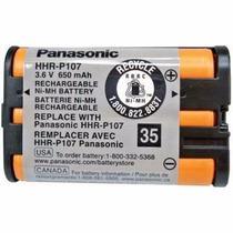 Bateria Pila Panasonic P Telefono Casa Hhr-p107
