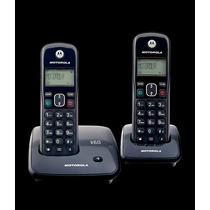 Motorola Auri 3000-2 Dect 6.0 Negro O Blanco