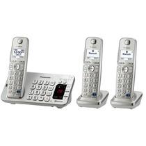 Telefono Inalambrico Panasonic Triple Dect 6.0 Tge273 Id
