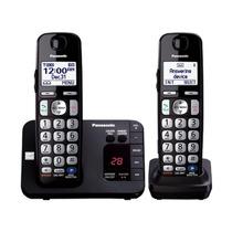 Telefonos Inalambricos Panasonic Tge232b Contestadora Msi