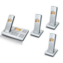 Telefono Inalámbrico Dect 2 L Gigaset C285 Quad