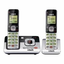 Telefono Inalambrico Vtech Doble Dect 6.0 Cs6829-2 Contestad