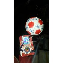 Llavero Baloncito Chivas Guadalajara Original
