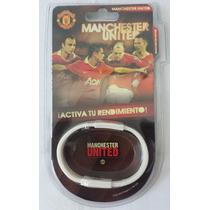 Pulsera Energetica Original Manchester United Del Chicharito