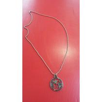 Collares Metalicos Cromados De Las Aguilas Del America