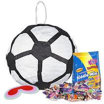 Kit Del Balón De Fútbol Piñata