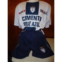 Uniforme Genérico Futbol Pachuca En Unitalla
