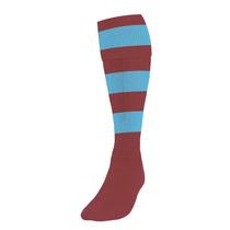Calcetines De Fútbol - Hombres Aro Sport Rugby Castaño Cie