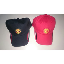 Gorra Fc Manchester United Producto Oficial