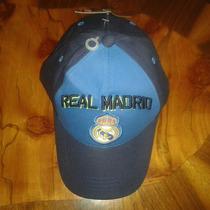 Muy Bonitas Gorras Oficiales Del Equipo Real Madrid
