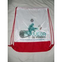Morral - Mochila Del Torneo Nacional De Escuelas Chivas