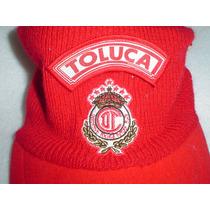 Gorro De Toluca Diablos Rojos Unico Original Y Nuevo Para Ti