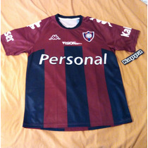 Playera Deportiva De Futbol Cerro Porteño, Nueva, T- M