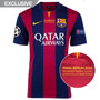Jersey Barcelona Con Inscripción Final Champions 2015